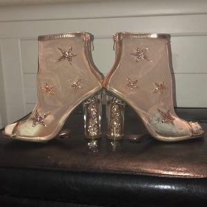 Star heels!